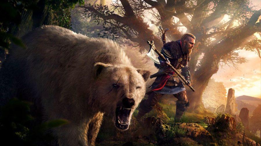 Assassin's Creed Valhalla: fãs poderão pescar e ter um gatinho de estimação
