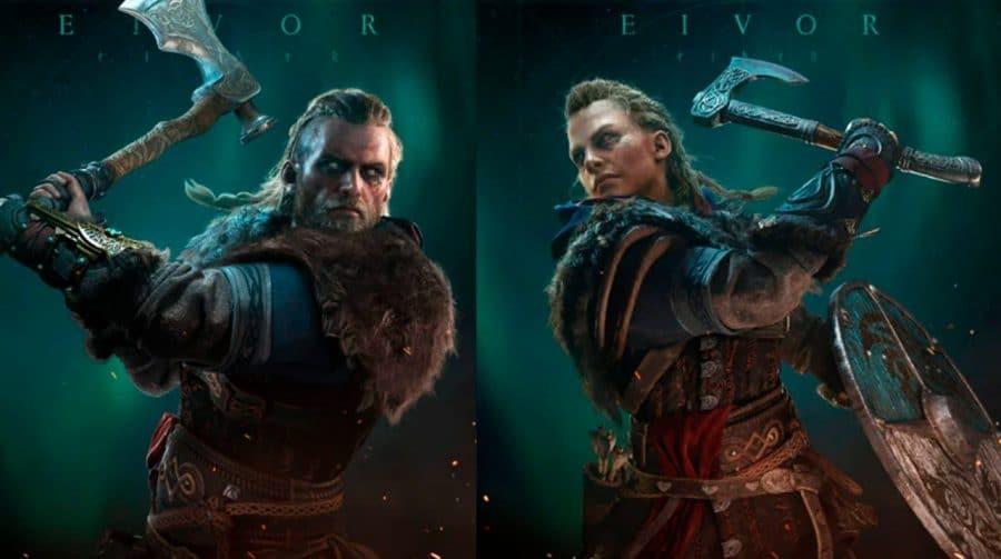 Assassin's Creed Valhalla: veja como será a troca de sexo de Eivor