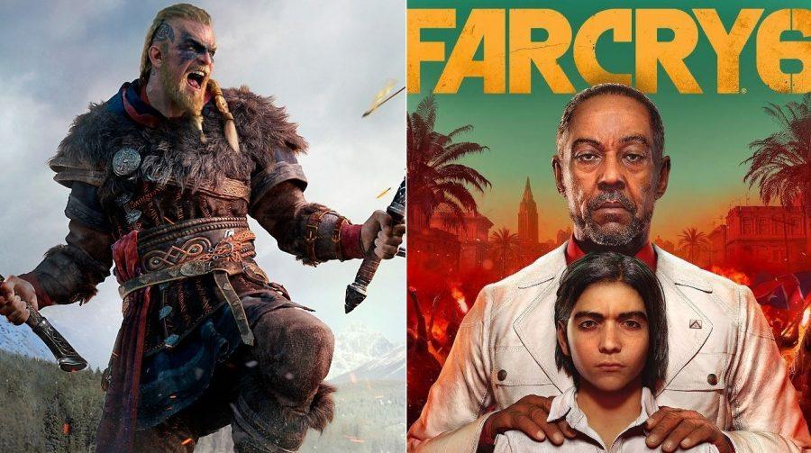 Assassin's Creed Valhalla e Far Cry 6 terão upgrades gratuitos para PS5