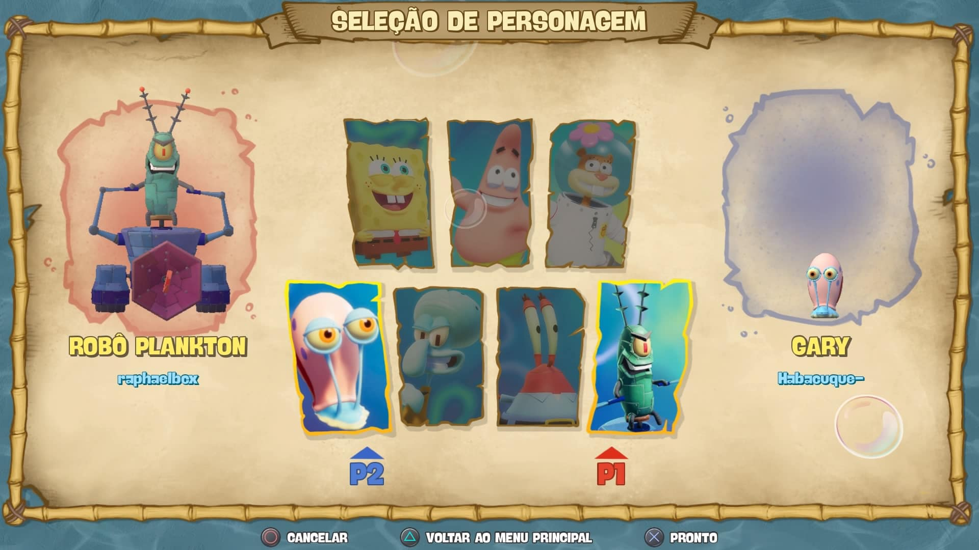 SpongeBob SquarePants: Battle for Bikini Bottom - Rehydrated: vale a pena? 6
