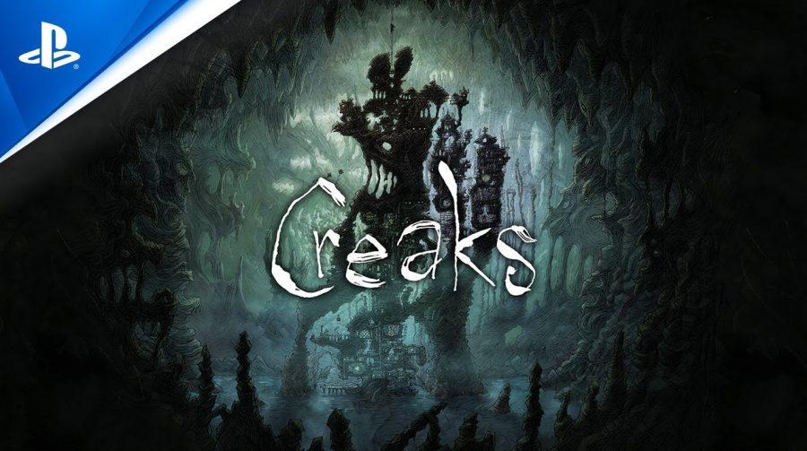 Creaks é anunciado para o PS4 como
