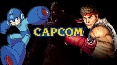 Capcom afirma que 80% das suas vendas são digitais