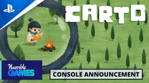 Carto, puzzle de aventura, vai chegar ao PS4 na primavera