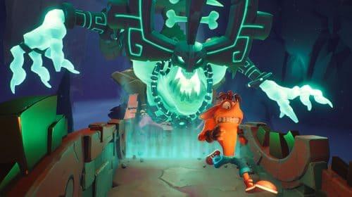 Crash Bandicoot 4: It's About Time recebe gameplays e detalhes inéditos