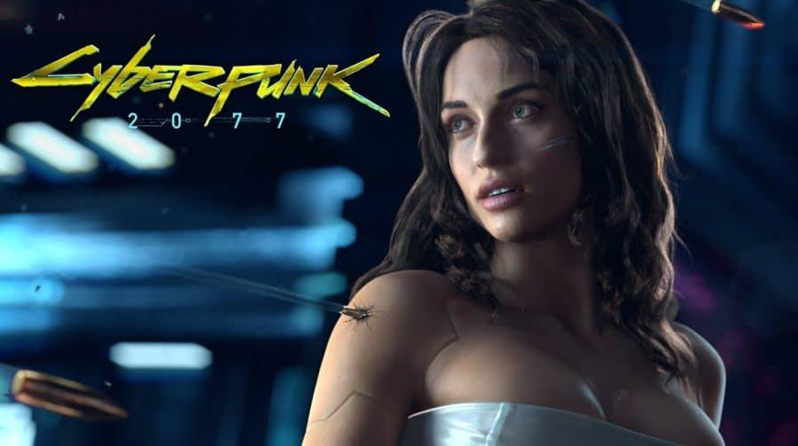 Cyberpunk 2077: belas artes conceituais mostram nova área em Night City