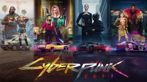 Cyberpunk 2077: cinco recursos já foram removidos do jogo