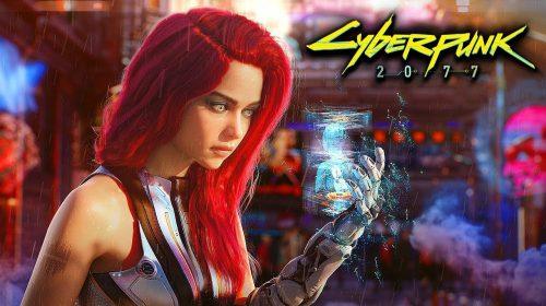 Como as customizações influenciarão o gameplay em Cyberpunk 2077