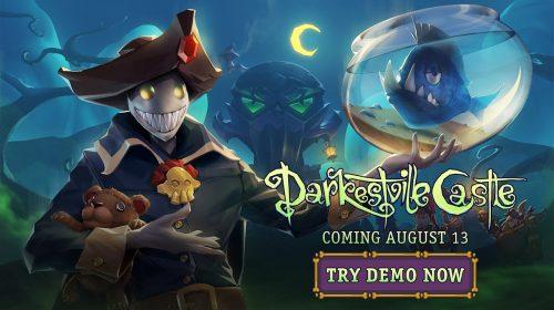 Darkestville Castle chegará ao PS4 em 13 de agosto