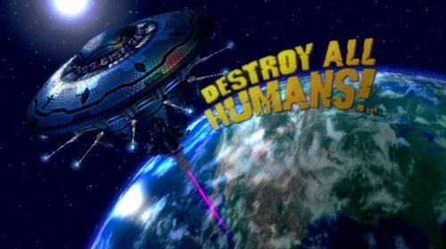 Trump não curtiu: trailer de Destroy All Humans! taca fogo na Casa Branca