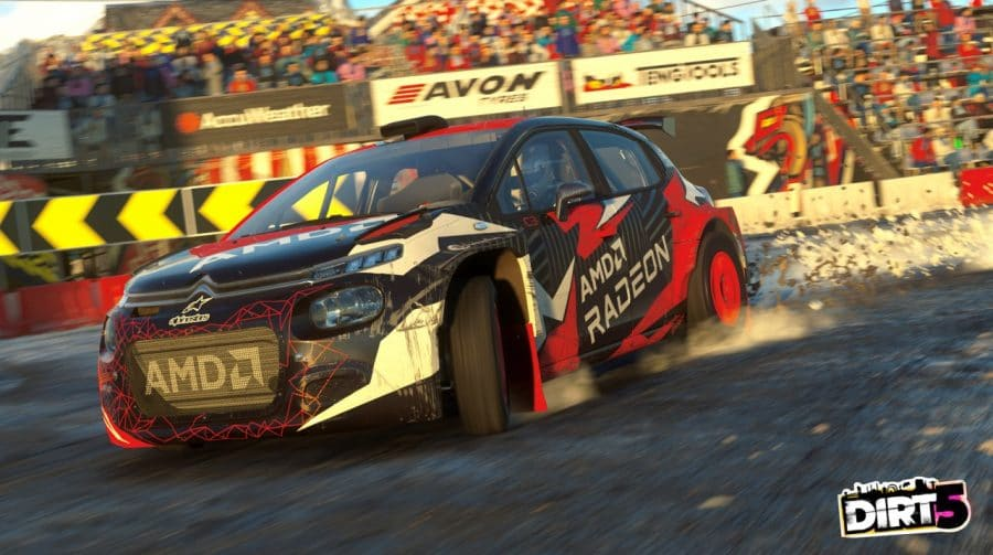 DIRT 5 contará com upgrade gratuito para o PlayStation 5