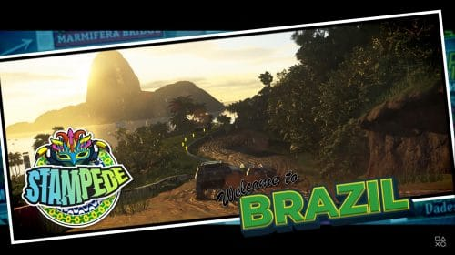 Novo trailer de DIRT 5 mostra Brasil como um dos cenários