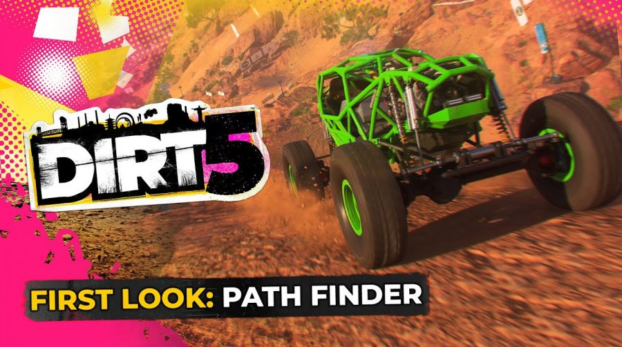 DiRT 5: gameplay do PS5 mostra corridas off-roads intensas