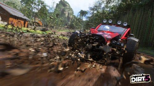 DIRT 5 rodará a 120 FPS no PlayStation 5, confirma Codemasters