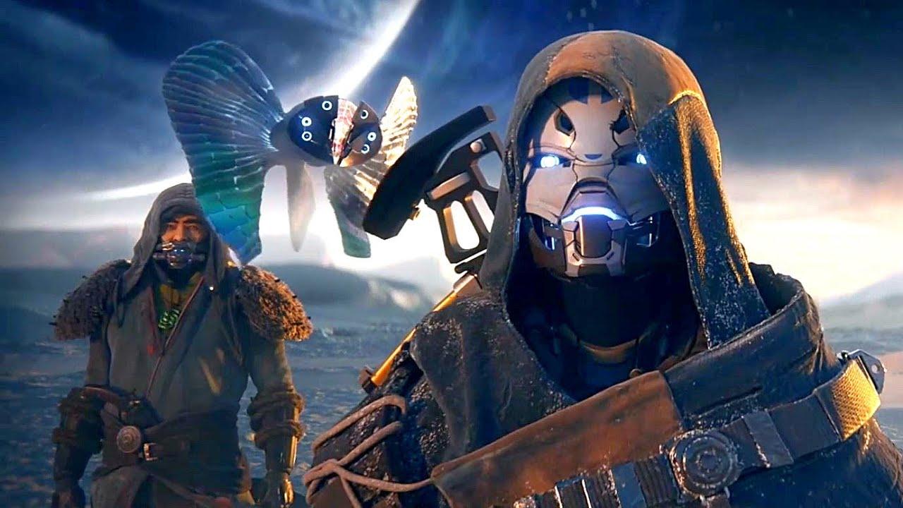 Personagens de Destiny 2