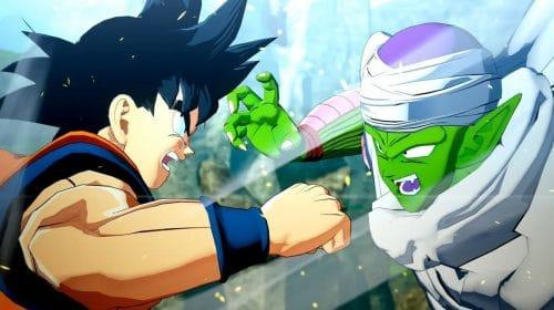 Bandai Namco libera update 1.21 de Dragon Ball Z: Kakarot