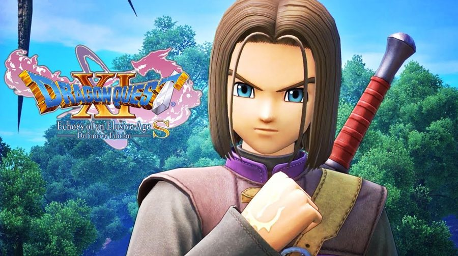 Dragon Quest XI S: Echoes of an Elusive Age - Definitive Edition vai chegar ao PS4