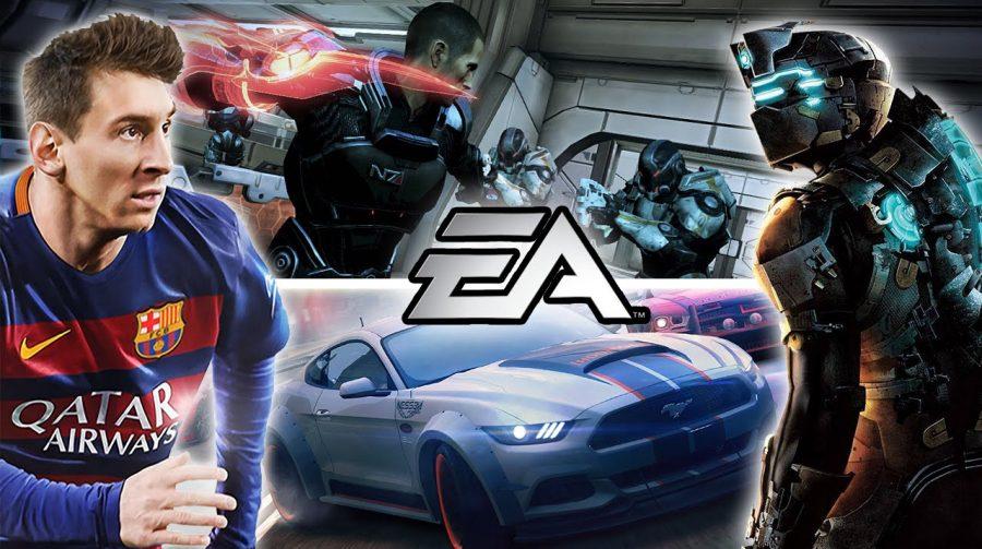 EA gerou mais de US$ 1 bilhão com