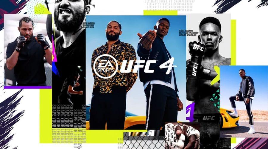 EA Sports UFC 4: EA explica porque jogo não terá Ultimate Team