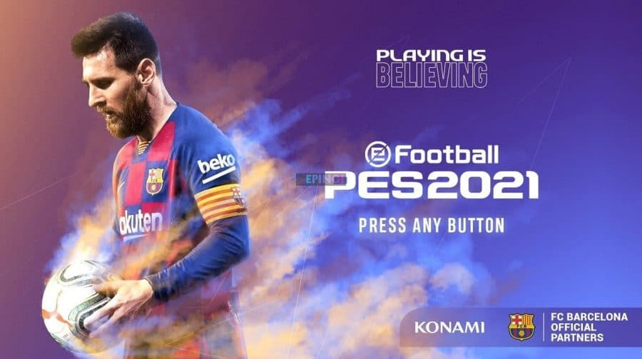 eFootball PES 2021 será um