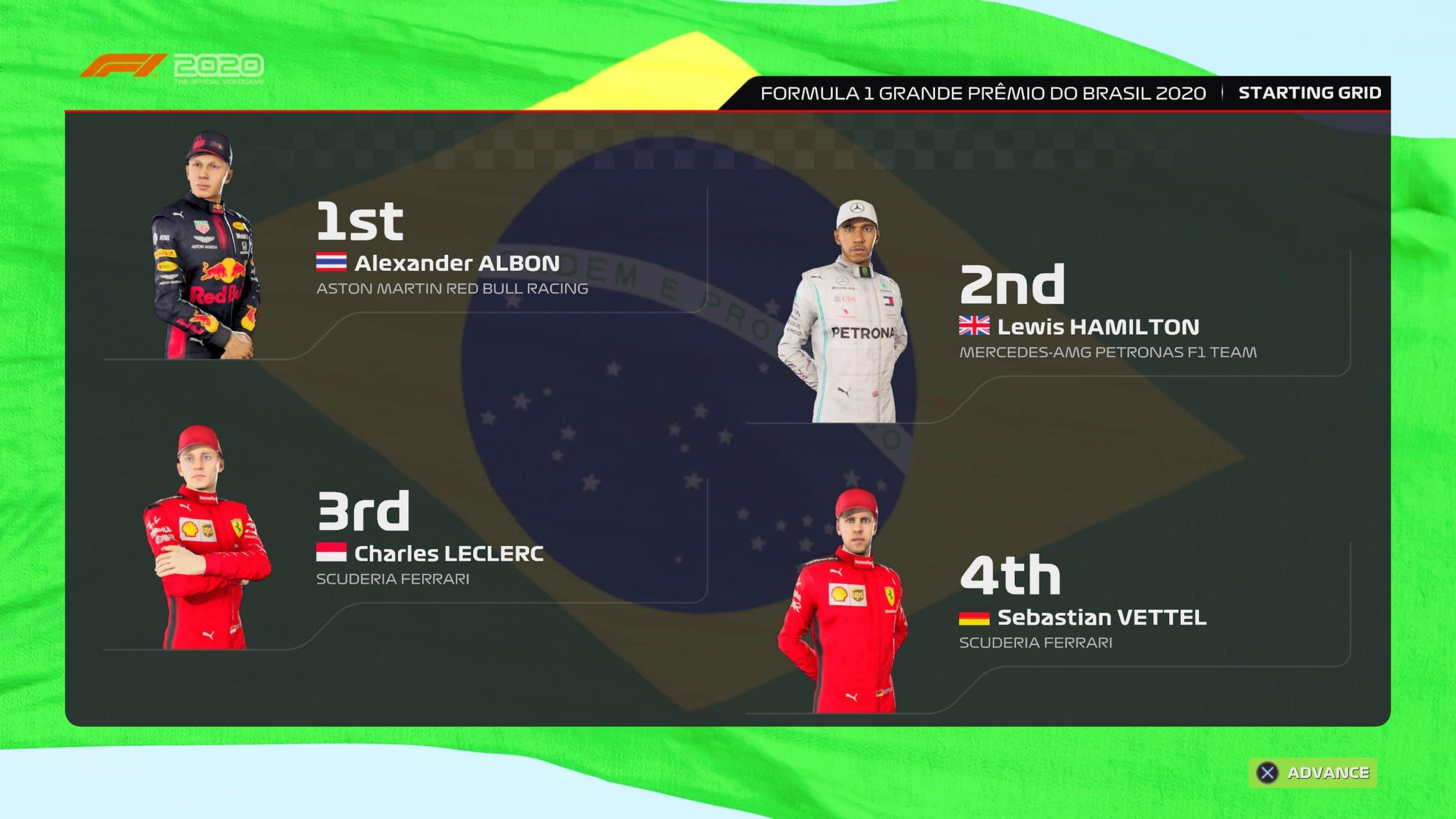 Jogadores podem disputar os GPs da atual temporada (Foto: Reprodução/Thiago Barros)