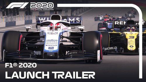 F1 2020 ganha lindo trailer de lançamento