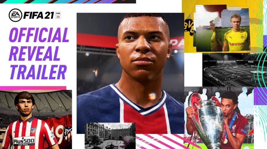 FIFA 21 - Trailer de revelação