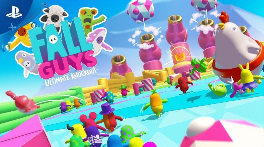 Conheça Fall Guys: Ultimate Knockout, jogo da PS Plus de agosto