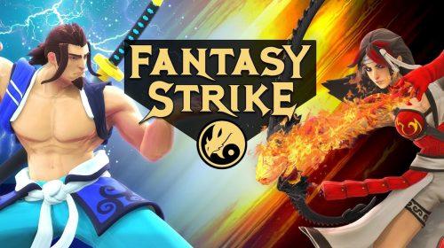 Fantasy Strike, game de luta lançado em 2019, vira free to play