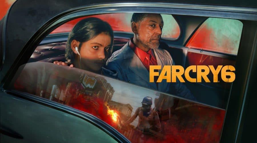 Far Cry 6 entra em pré-venda na PS Store do Brasil