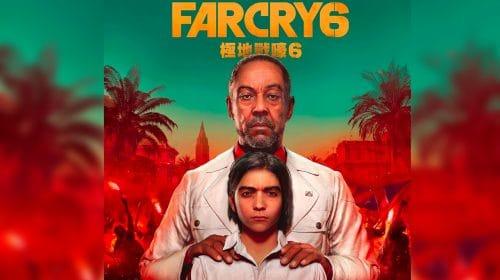 Far Cry 6 aparece na PS Store e confirma ator de Breaking Bad
