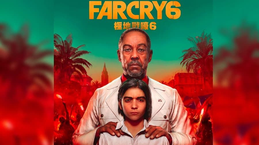 Far Cry 6 aparece na PS Store e confirma ator de Breaking Bad