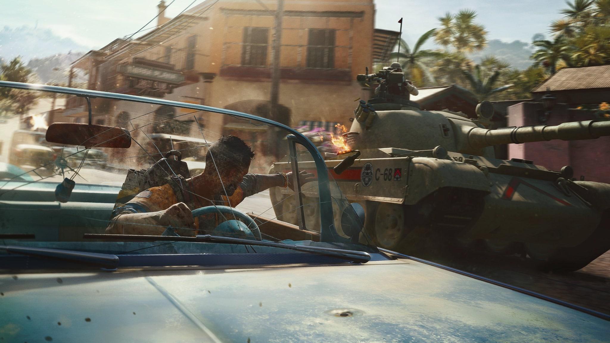 Far Cry 6: novas imagens mostram visuais in-game do jogo 5