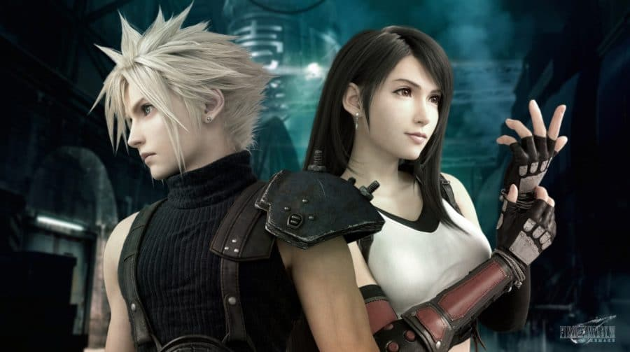 Cloud e Tifa são eleitos os personagens mais populares de Final Fantasy VII Remake
