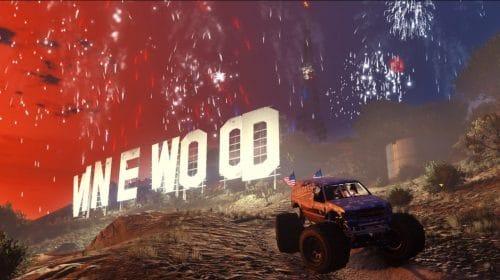 GTA Online comemora o Dia da Independência dos EUA com bônus e descontos