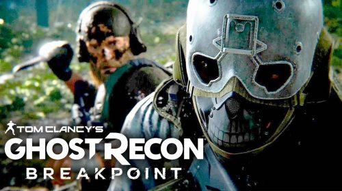 Ghost Recon Breakpoint receberá novos conteúdos em 2021, anuncia Ubisoft