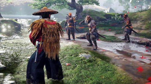Jogadores já travaram 57,5 milhões duelos em Ghost of Tsushima