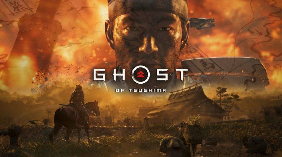 Ghost of Tsushima é o jogo mais vendido nos EUA em julho