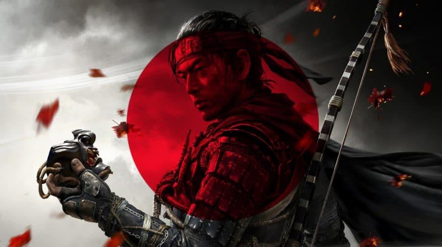 Sucesso no Japão! Ghost of Tsushima vence cinco prêmios da Famitsu