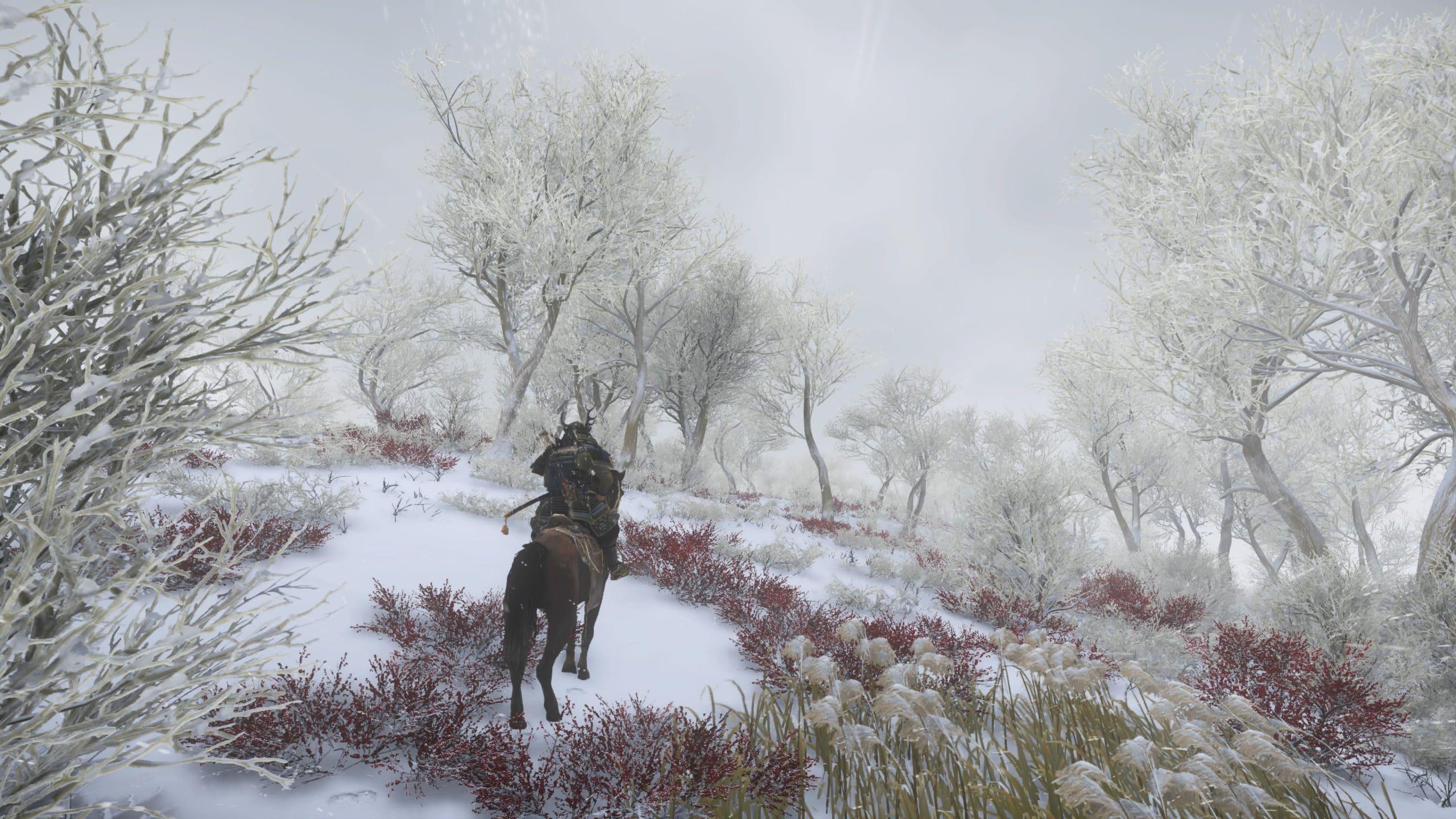 Variações climáticas e cenários do jogo são impressionantes (Foto: Reprodução/Thiago Barros)