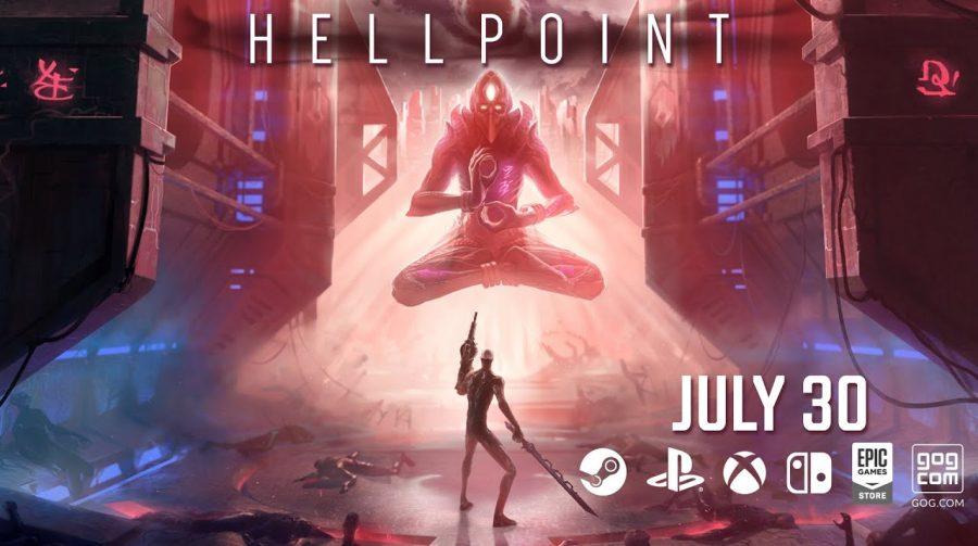 Hellpoint ganha nova data de lançamento: 30 de julho