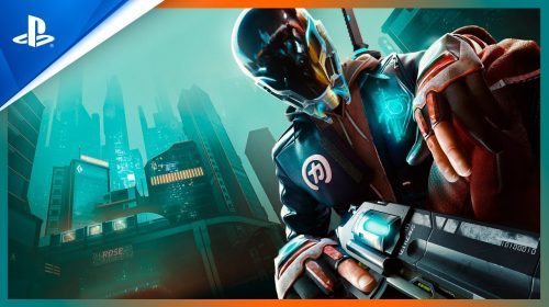 Ubisoft anuncia Hyper Scape, um battle royale free to play, para PS4