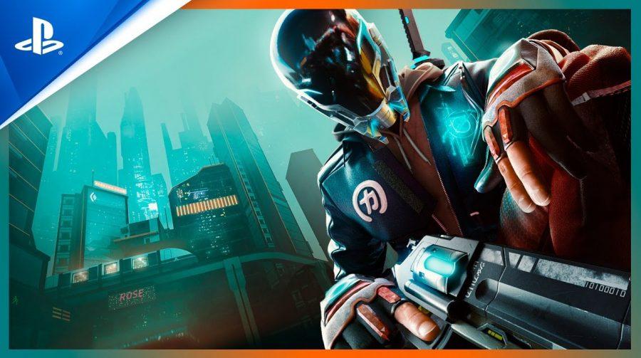 Ubisoft anuncia Hyper Scape, um battle royale free to play, para PS4