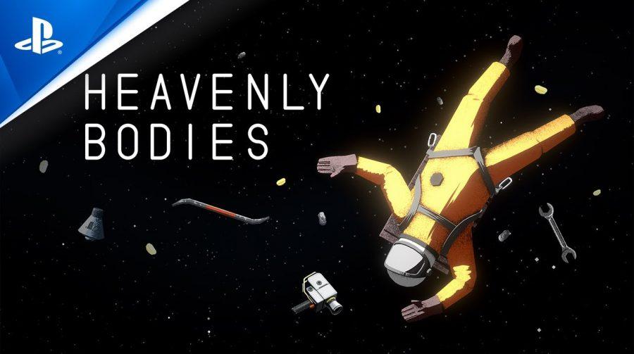 Heavenly Bodies, um jogo com mecânicas gravitacionais, é anunciado para PS5 e PS4
