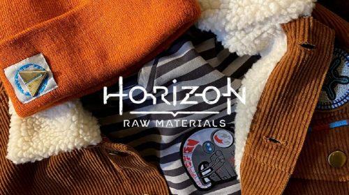 Sony anuncia marca para vender itens inspirados em Horizon Zero Dawn