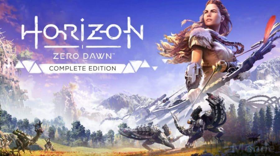 Horizon Zero Dawn já é um dos games mais vendidos na Steam