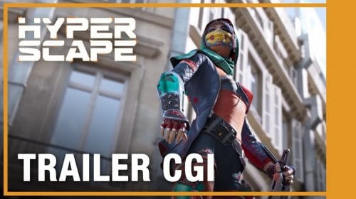 Hyper Scape, battle royale da Ubisoft, recebe novos detalhes
