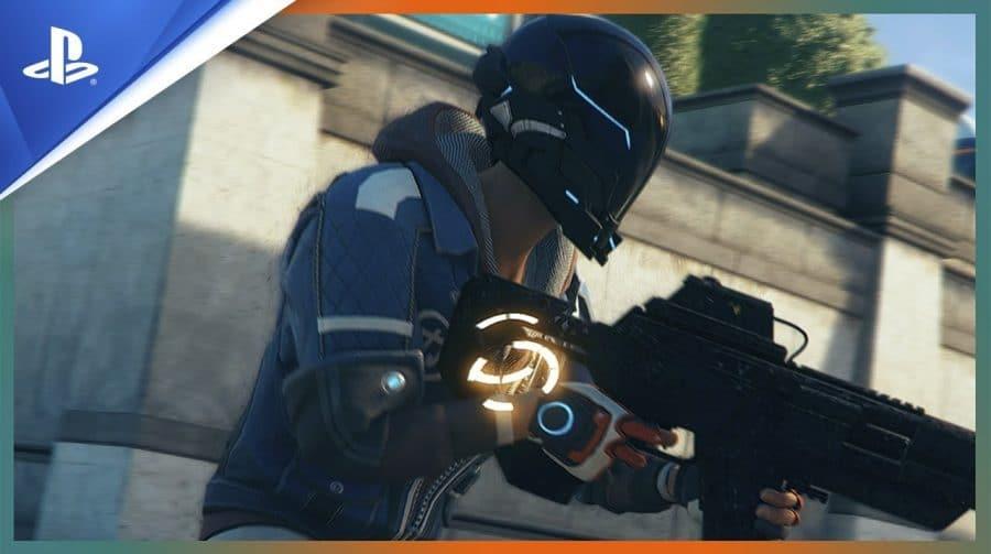 Hyper Scape, battle royale da Ubisoft, chega em 11 de agosto