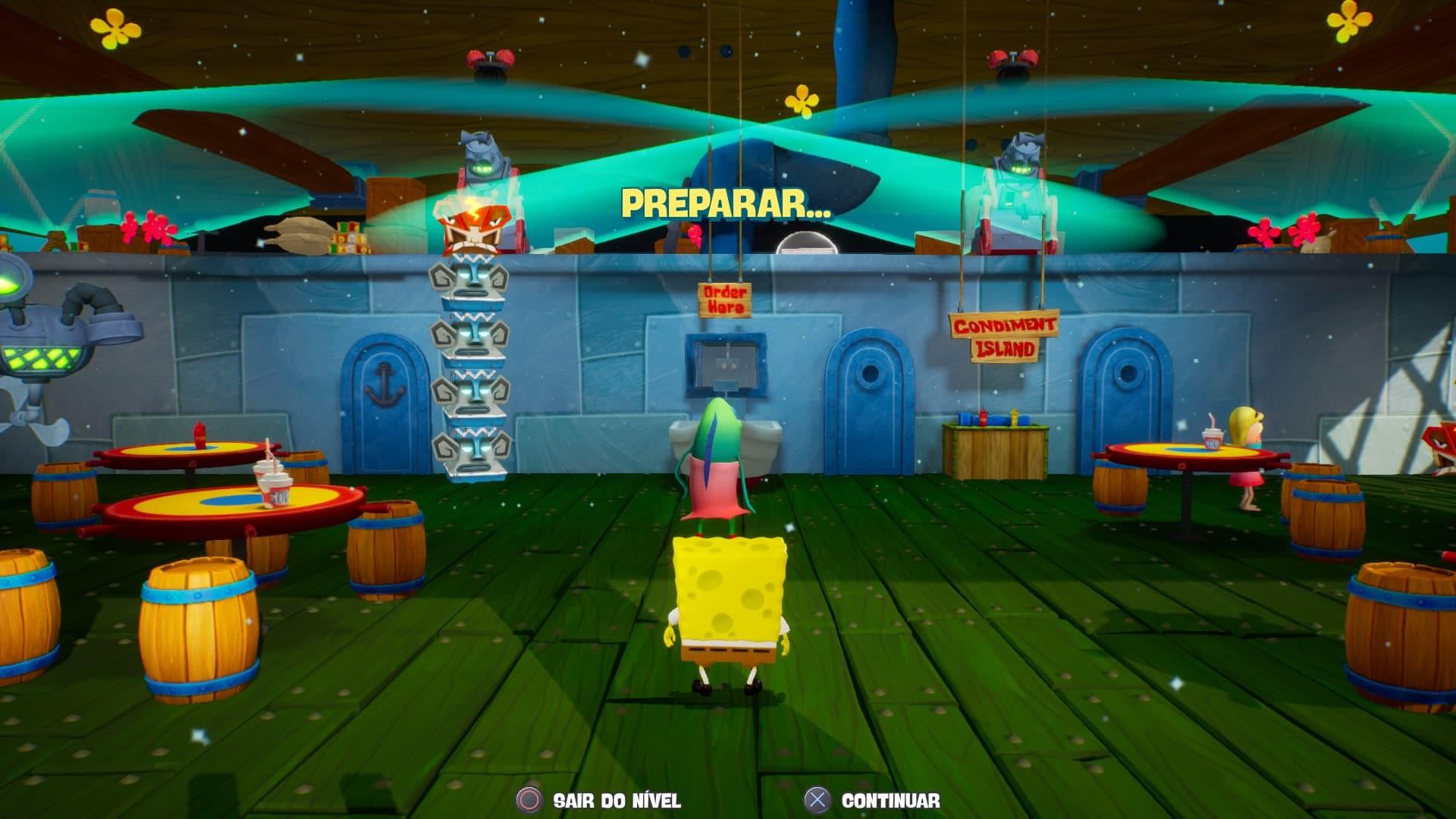 SpongeBob SquarePants: Battle for Bikini Bottom - Rehydrated: vale a pena? 4