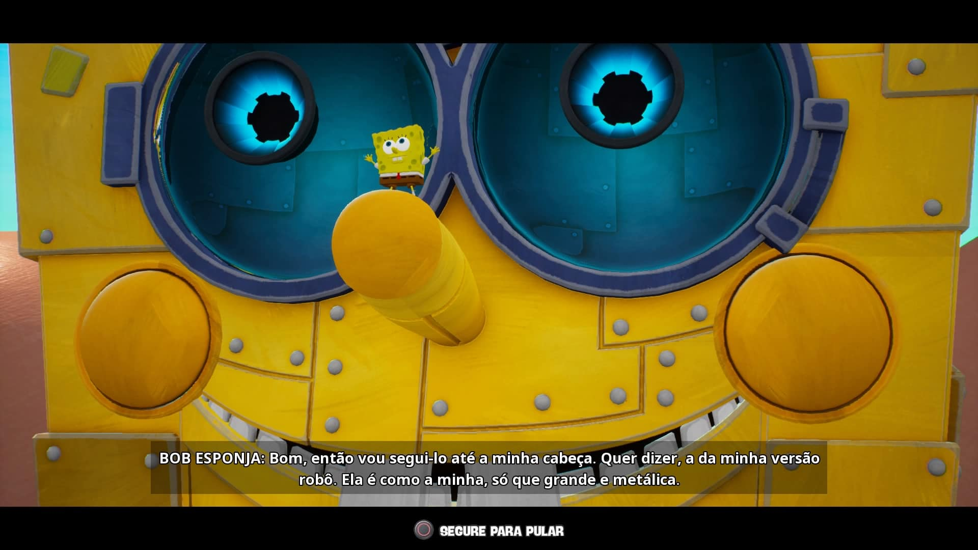 SpongeBob SquarePants: Battle for Bikini Bottom - Rehydrated: vale a pena? 1