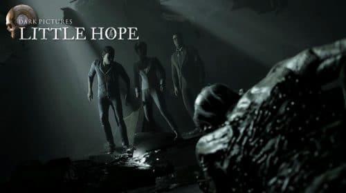 The Dark Pictures: Little Hope chegará ao PS4 em outubro